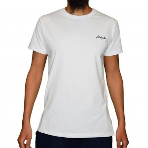 t-shirt oversize fendu sur les côtés